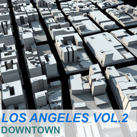 3d model vol2 los angeles city downtown