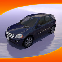 Car Mercedes ML