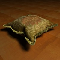 cinema4d pillow hair