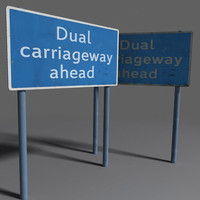 3dsmax road sign coz101023853