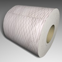cinema4d toilet paper