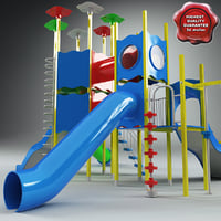 playground v11 3d model