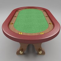 maya poker table 5