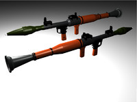 free rpg 3d model