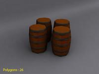 barrel games 3ds