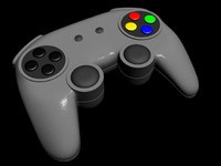 Generic games controller