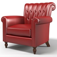 3d chair george smith