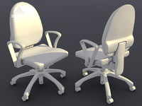 conference chair dublin 3d max