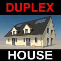 max duplex house