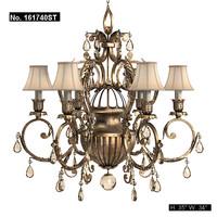 fine classic chandelier 3d max