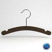 clothes hanger clotheshanger 3d max