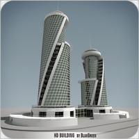 HD Building HDA