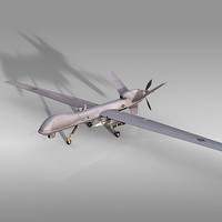 maya mq-9 reaper vehicle