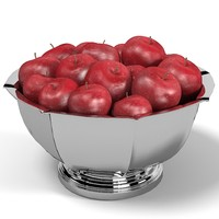 red apple bowl max