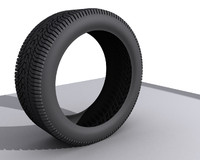High Detailed Tire