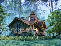 House Kolyba