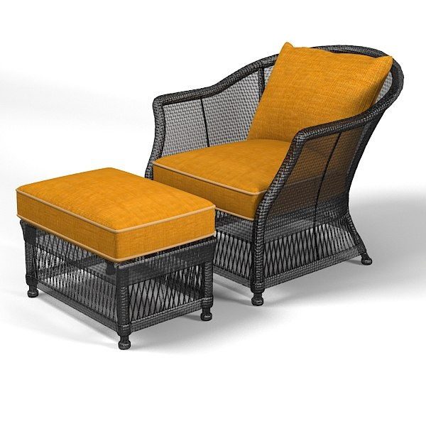 wicker sofa chair armchair outdoor ottoman pouf bench traditional classic contemporary modern seat.jpg