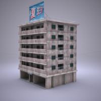 3d model building 16