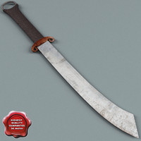 Chaina Dadao Sword