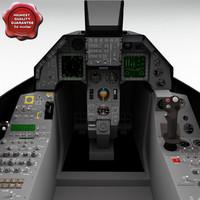 3d cockpit v2