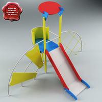 playground v10 3d 3ds