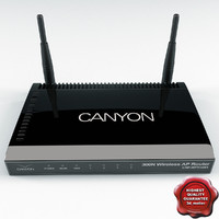 Wifi Router Canyon