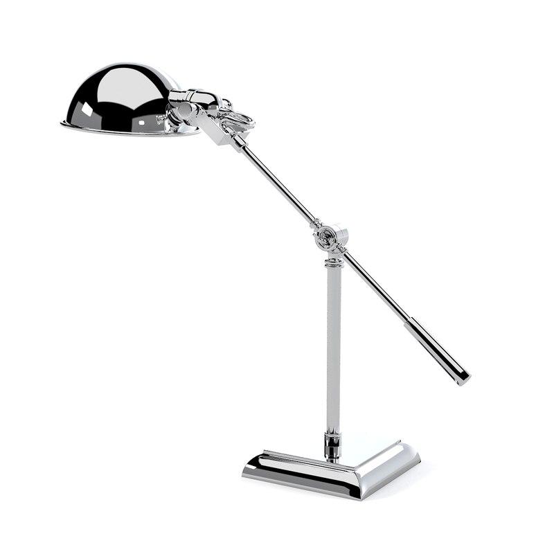 chrome polished metal table lamp art deco modern contemporary pivoting desk light metal steel0001.jpg