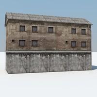 3d model build