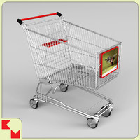 Shopping trolley 2