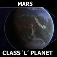 Mars Class L Planet