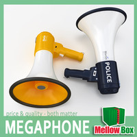 3ds megaphone police