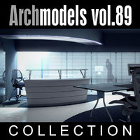 archmodels 89 vol 3ds