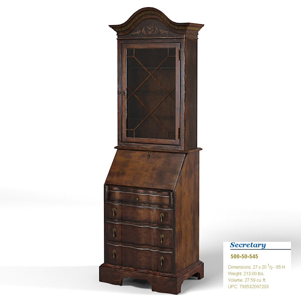 HOOKER secretary 50-50-545 drawers classic traditional luxury antique .jpg