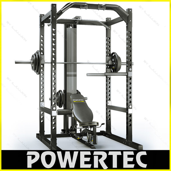 3ds powertec wb-pr10 workbench power - Powertec WB-PR10 workbench power rack... by iljujjkin