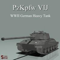 maya wwii tank