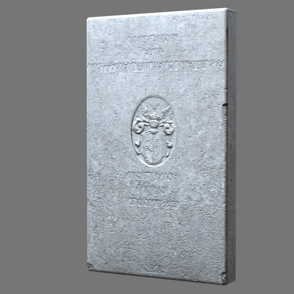 3ds max tombstone 11 - Tombstone 11... by Boarini Pictures