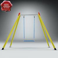 swing v1 3d max