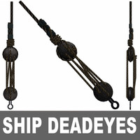 Ship Deadeyes