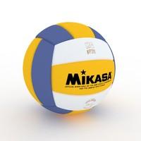 3d model mikasa volleyball