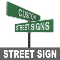 maya street sign