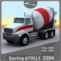 3d 2004 sterling at9513