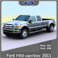 2011 Ford F450 superDuty