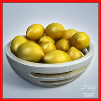 Lemons in BOWL - design