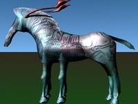 avatar dire horse