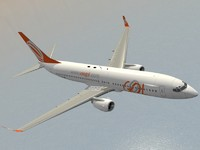 lightwave b 737-800 gol