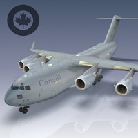 maya cc-177 globemaster canadian air force