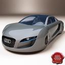 Audi RSQ 3D models