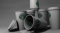 blender cup starbucks