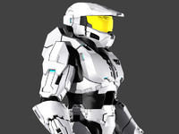 3ds max movie spartan halo