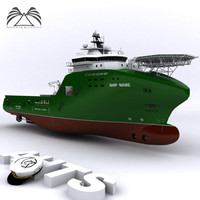 Anchor Handling Tug Supply 02